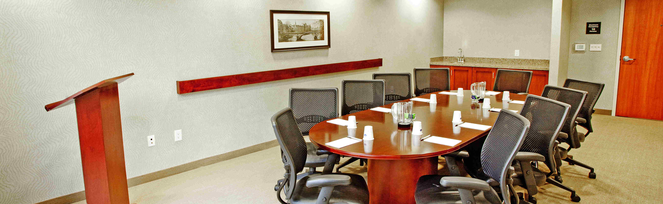 Boardroom space in Barrie