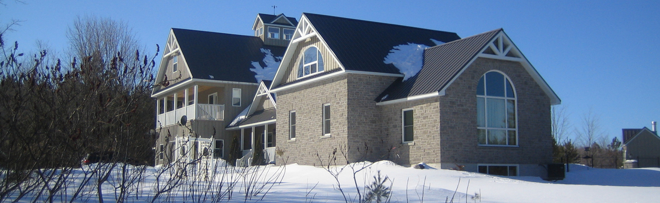 Bed and Breakfast in Barrie & Area
