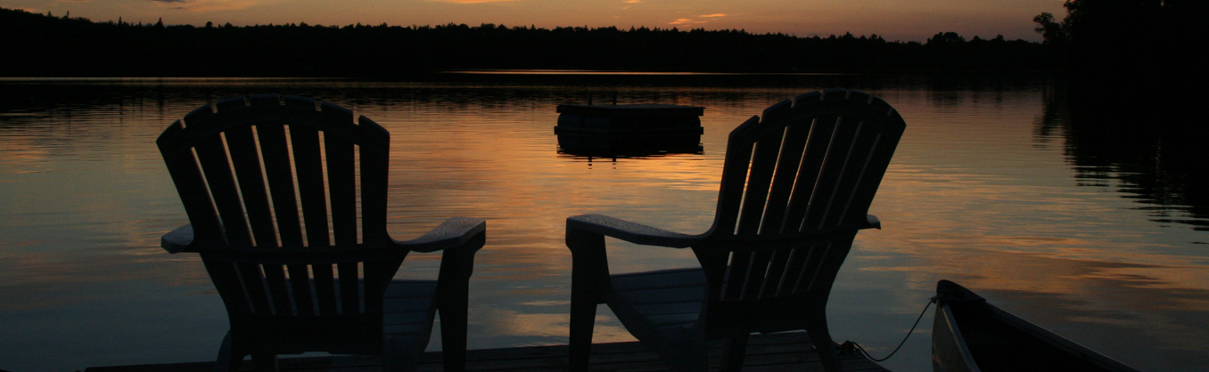 Cottages and Cabins in Barrie and Area
