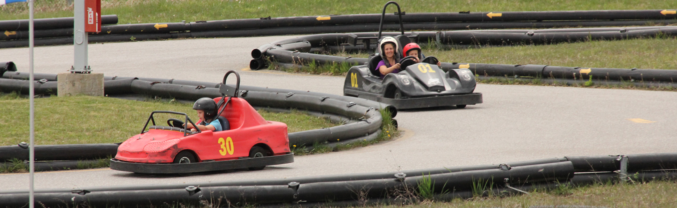 Things to Do - Go Karts & Speedways