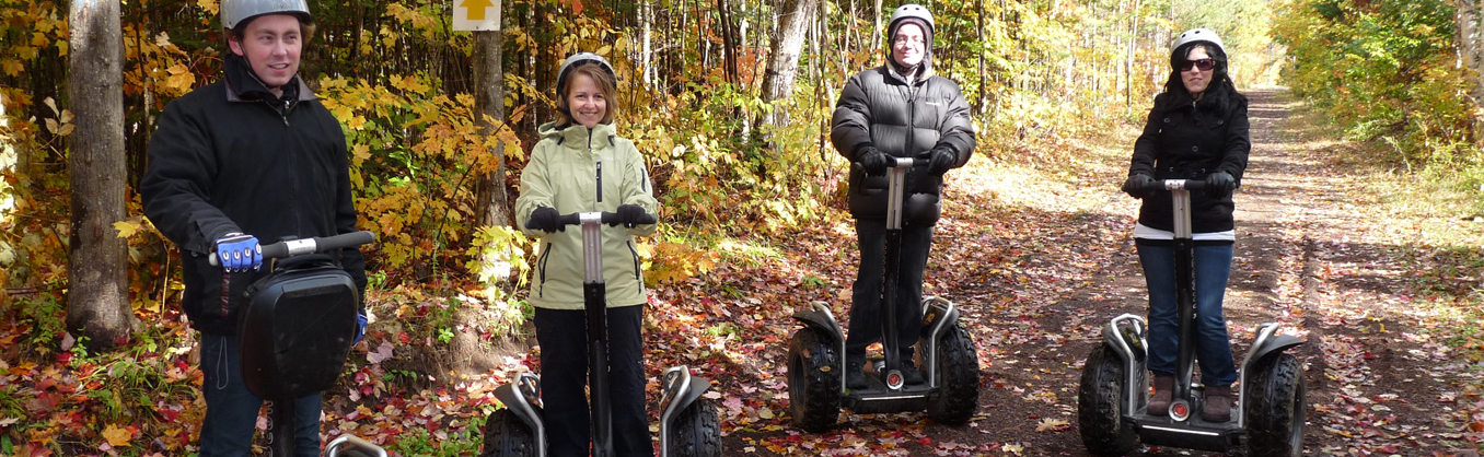 Things to Do - Segway Tours