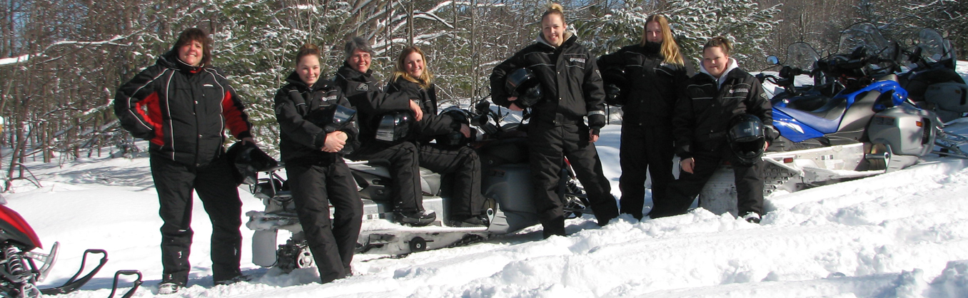 Snowmobiling Barrie
