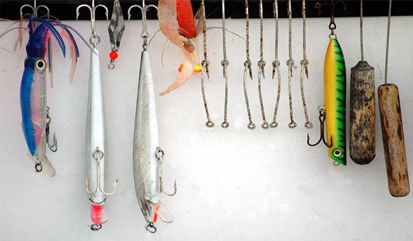 Barrie Fishing
