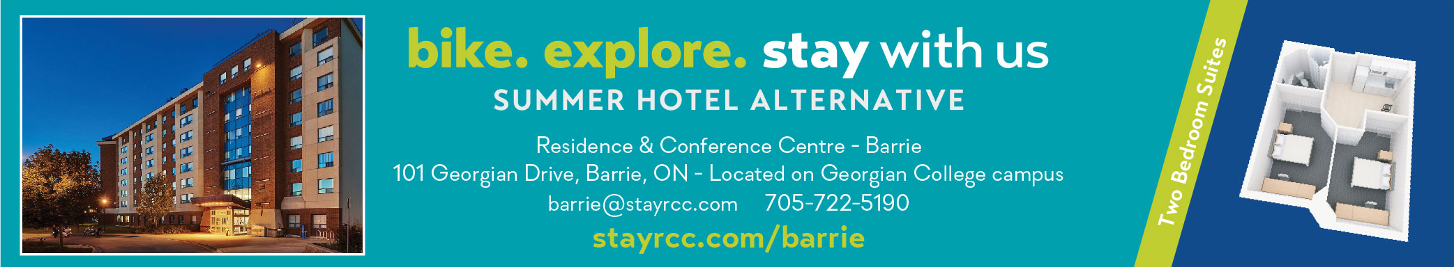 Residence and Conference Centre - Barrie