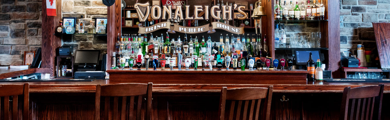Donaleigh's bar