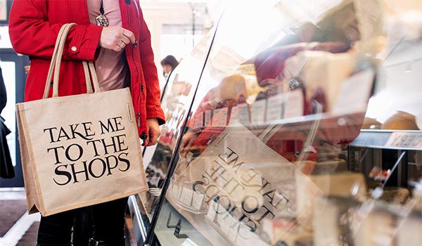 Shopping Blog Post