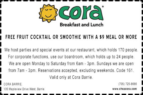 Cora Breakfast & Lunch