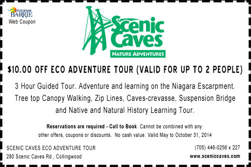 Penns cave discount coupons