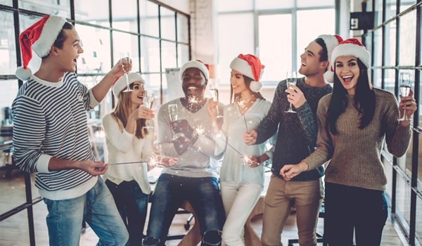Holiday Office Parties Everyone Will Want to Attend