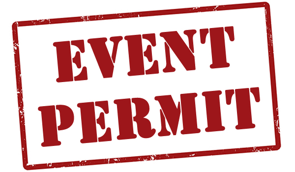 Apply For Your Events Permit