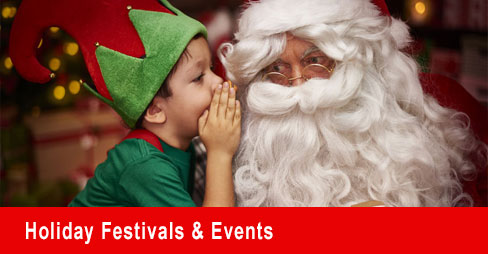 Holiday Festivals and Events