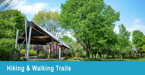 Walking and Hiking Trails