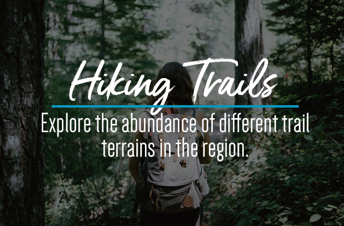 Hiking & Walking Trails