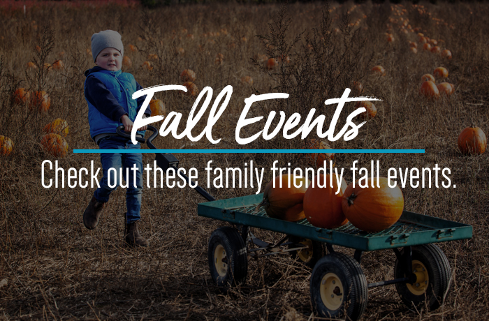 Fall Events & Pumpkin Picking