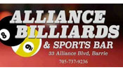 Alliance Billiards & Sports Bar