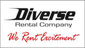 Diverse Rental Company - Watercraft Rentals