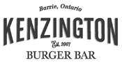Kenzington Burger Bar (Bryne Dr.)