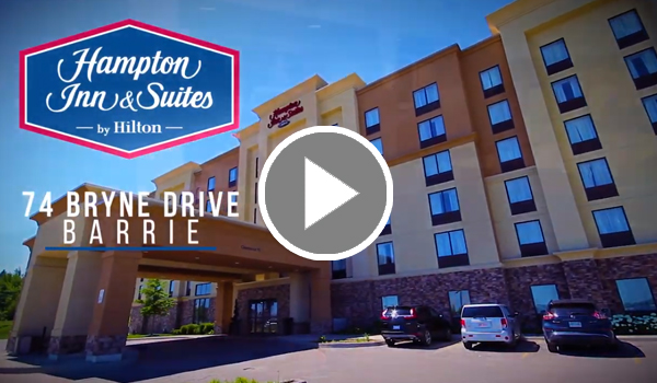 Hampton Inn and Suite by Hilton Barrie