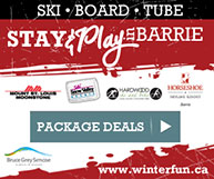 Ski and Stay in Barrie