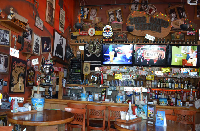 Barrie ontario bars