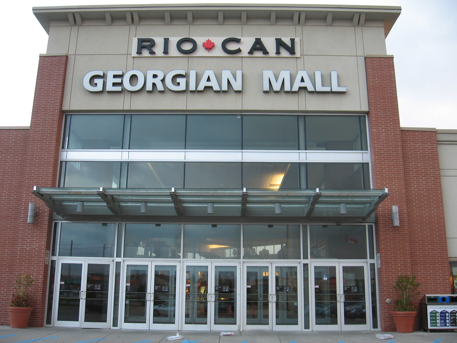 Barrie RioCan Georgian Mall