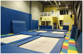 Indoor Games and Fun for Kids Barrie Ontario