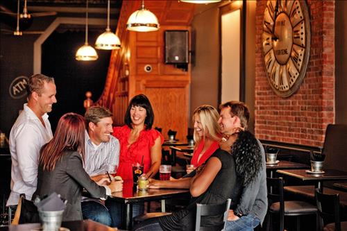 Gather at a Downtown Barrie restaurant for fun with friends!