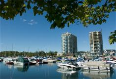 Barrie's City Marina