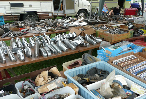 Burls Creek Automotive Flea Market