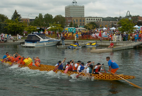 Barrie Dragon Boat Festival