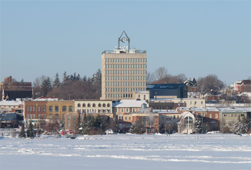 Barrie's City Hall