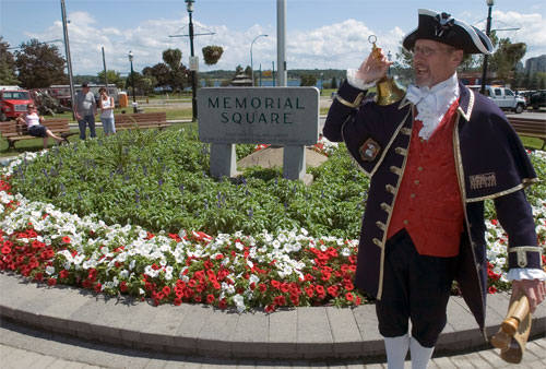 Historic Barrie Walking Tour