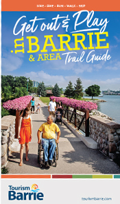 Barrie and Area Trails Guide