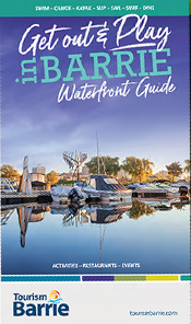 Barrie Waterfront Guide