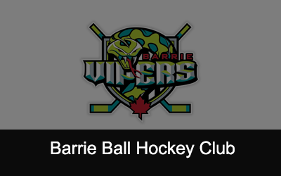 Barrie Ball Hockey Club Logo