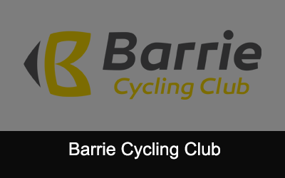 Barrie Cycling Club Logo