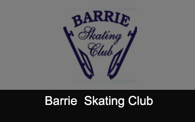 Barrie Skating Club Logo