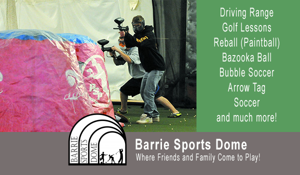 Barrie Sports Dome