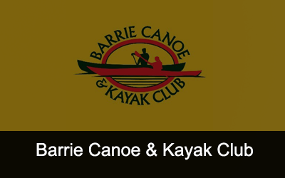Barrie Canoe & Kayak Club Logo