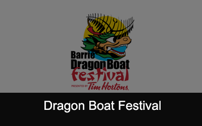 Dragon Boat Barrie Logo