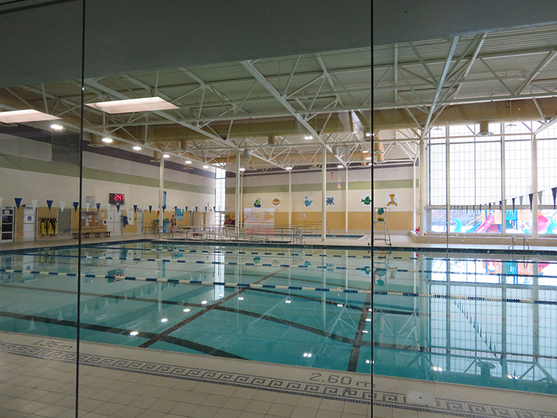 Pool at East Bayfield Community Centre