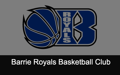 Barrie Royals Basketball Club