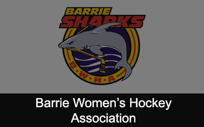 Barrie Womens Hockey Association Logo