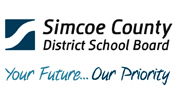 Simcoe County District School Board logo 2017