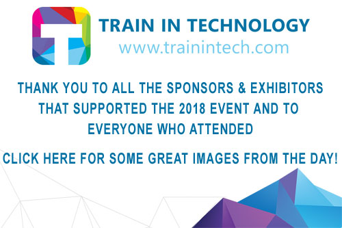 Thank you to the participants in Train in Tech expo 2018