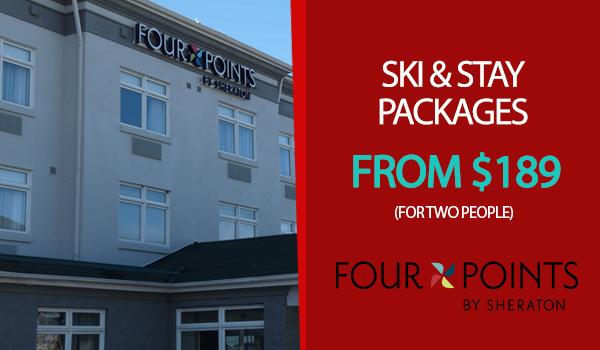 Four Points Stay and Ski Package