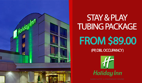 Holiday Inn Conference Centre Stay and Tube Package