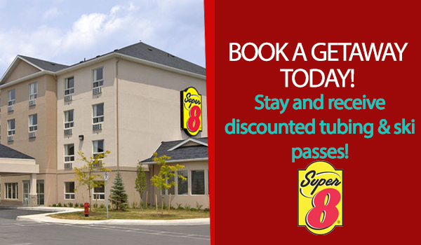 Super 8 Stay and Play Package